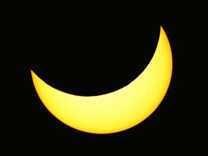 The eclipse in August 1999, which will be similar to that of March 20.