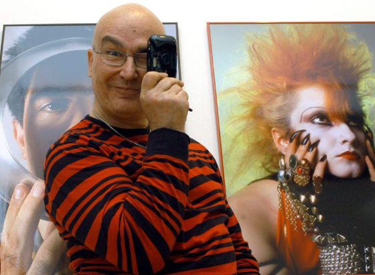 The photographer Pablo Pérez-Mínguez, pictured in 2006.