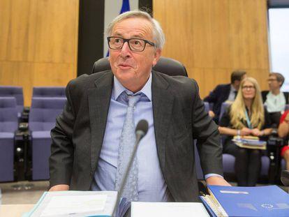 EC President Jean-Claude Juncker.