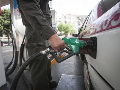 All hands to the pumps... service stations will set their own prices from next year.