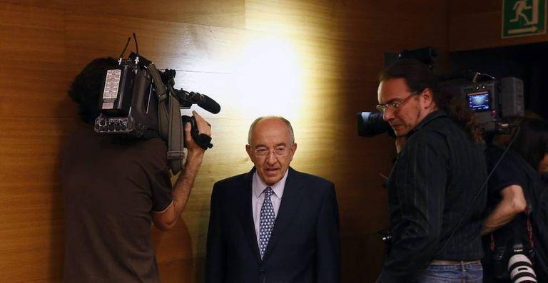 Former Bank of Spain governor Miguel Ángel Fernández Ordóñez.