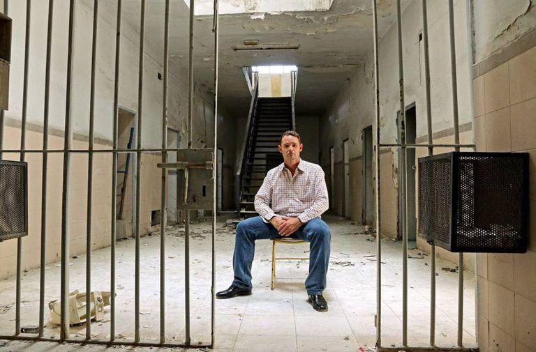 Romano van der Dussen spent time in seven Spanish prisons over the course of 12 years.