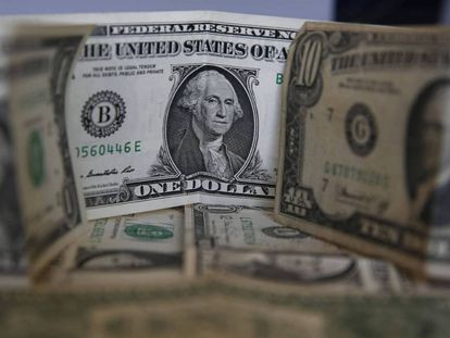 The dollar is stronger than ever against the peso.