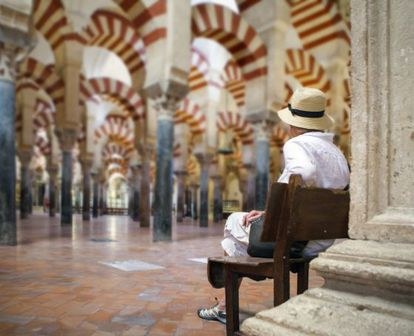 Despite its origins as a mosque, the Córdoba Mezquita is registered in the Catholic Church's name.