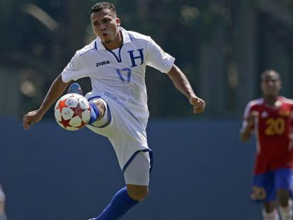 Arnold Peralta, who was shot dead in December.