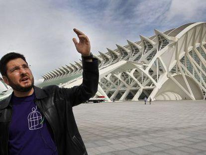 Deputy Ignacio Blanco has denounced the high cost of Valencia's City of Arts and Sciences.