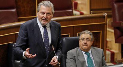 Education Minister Íñigo Méndez de Vigo on Tuesday.