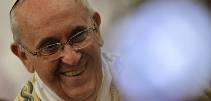 Pope Francis has phoned several Spanish letter writers over the past year.