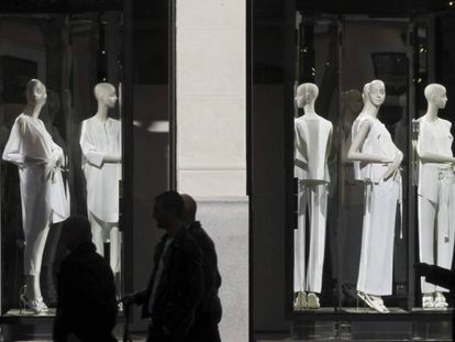 Inditex posted a net profit of €2.88 billion in 2015, up 15% from 2014.
