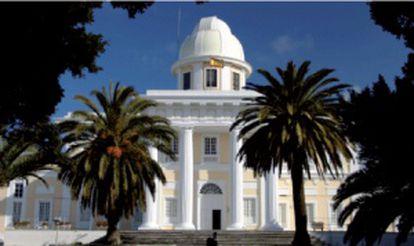 The Navy's Royal Observatory in San Fernando (Cádiz).