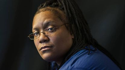 Sabrina Butler, one of two women to have returned from death row in the US. She is part of an exclusive club of 156 people. Innocents who were sentenced to die for crimes they did not commit. Their stories are the subject of a documentary entitled 'The Resurrection Club'.