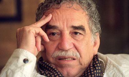 Writer Gabriel García Márquez, who turns 85 today.