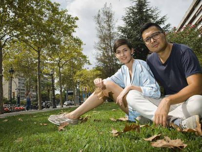 Kazakh entrepreneurs Tair and Olessya Assimov moved to Barcelona in 2013.