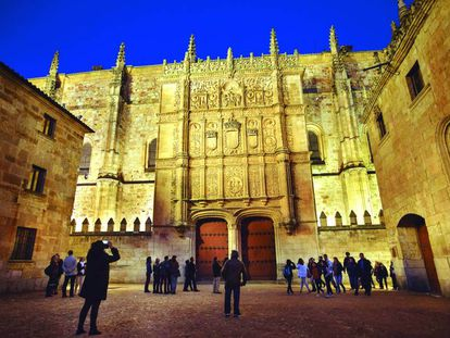 University of Salamanca.