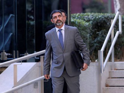 Mossos d'Esquadra police chief Josep Lluis Trapero is to be replaced if Article 155 is invoked.