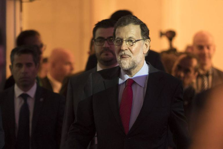 Rajoy had argued that security would not be tight enough in the court.