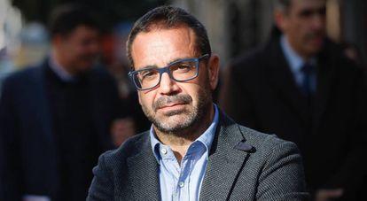 Former SGAE official Pedro Farré.