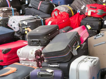 Losing your luggage: another little drama that can befall travelers. Getty Images/ Paul Thompson