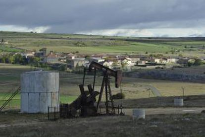 Spain's only onshore oil well has been in production in Ayoluengo de la Lora, Burgos, for the last 50 years.