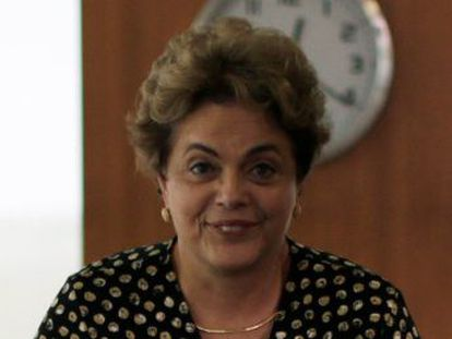 On Wednesday, the Senate is expected to approve putting the Brazilian president on trial over budget manipulation