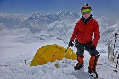 Spanish mountaineer Juanjo Garra.