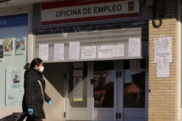 Spain's understaffed employment services have been struggling to deal with an avalanche of ERTE claims.