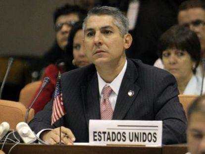 CDC director Nelson Arboleda.