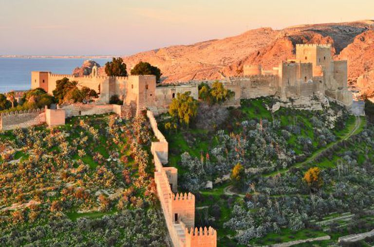 """The Alcazaba in Almería doubles as the capital of Dorne in season six of 'Game of Thrones."""""""