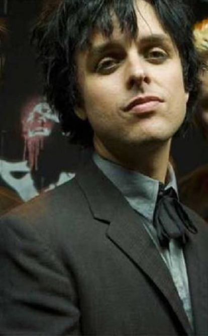 Green Day lead singer Billie Joe Armstrong in a 2012 promotional photo.