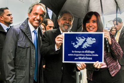 Argentinean President Cristina Fernández de Kirchner recently ordered the army to declassify files on the Falkland War.