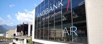 Central headquarters of Andbank.