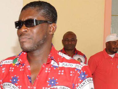 Teodorín Obiang, second vice president of Equatorial Guinea.