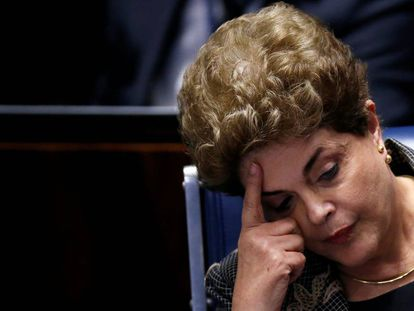 Dilma Rousseff is no longer the president of Brazil.