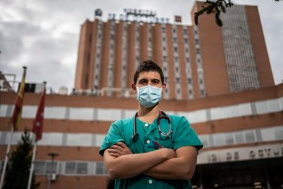 Alejandro Durante, a cardiologist at the 12 de Octubre hospital in Madrid.
