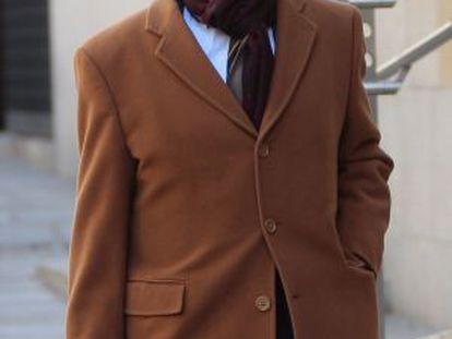 Francisco José Vieira, chief of Madrid's regional High Court.