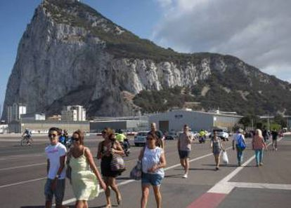 Gibraltar is likely to be a key element for Spain when the UK leaves the EU.