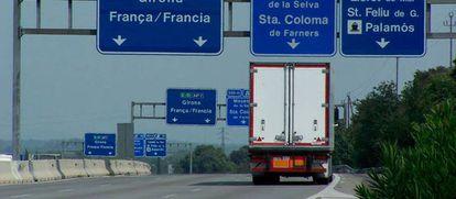 Se prevé que el peaje en el tramo Barcelona-La Janguerra de la AP-7 finalice en agosto