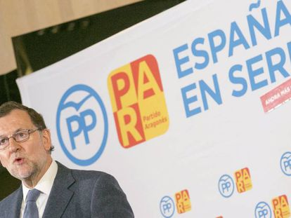 Mariano Rajoy is promising to maintain current policies in place if he is re-elected.