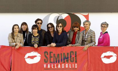 The forum held at the Valladolid International Film Week aims to combat all the issues women in the industry are facing.