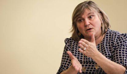 María Noel Vaeza, UN Women program director.