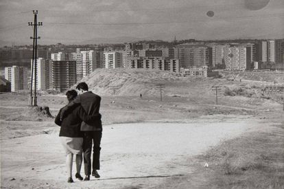 'Living in Madrid,' a 1964 photo by Afal member Francisco Ontañón.