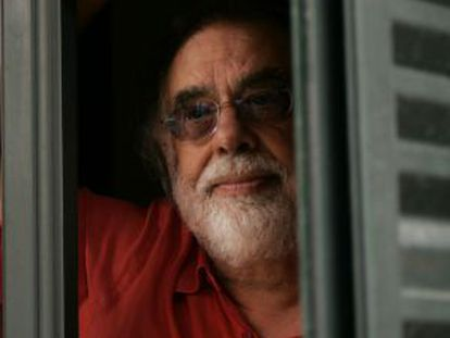 US filmmaker Francis Ford Coppola has already earned five Academy Awards, four Golden Globes and two Palmes d'Or.