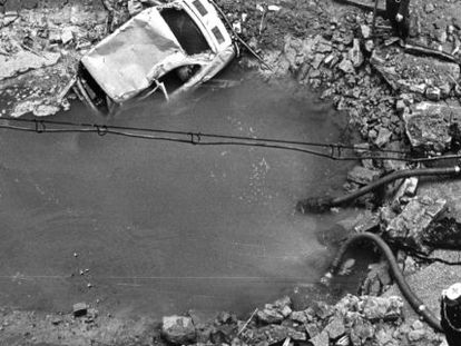 The bomb attack against Spanish prime minister Carrero Blanco in 1973.