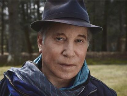 Songwriter Paul Simon, who backed Bernie Sanders at the US election, plays Spain after 25-year absence