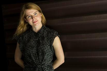 US author Emma Cline.