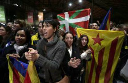 Catalonia held an informal independence vote on November 9, 2014.