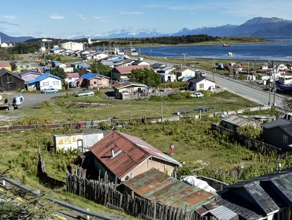 Puerto Williams, in Chile's Patagonia region, is famous for being the world's southernmost town.