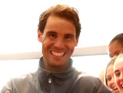After scoring his 12th French Open victory, the Spanish tennis champion admits he briefly considered dropping everything when he was going through a tough emotional period
