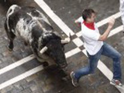 A personal account of the inexplicable madness that fuels the San Fermín festival in Pamplona every July