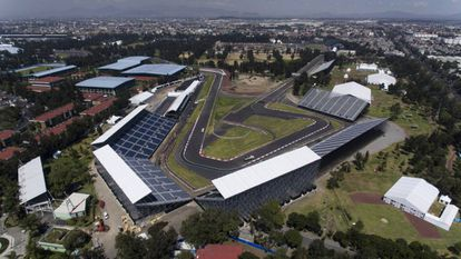 A total of 336,174 people attended the 2015 Mexican Grand Prix.
